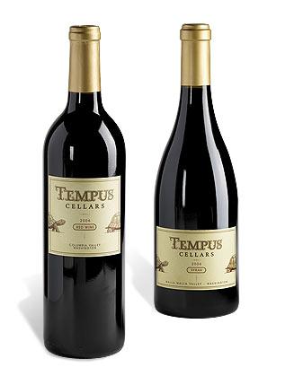 Tempus Walla Walla Valley Wine